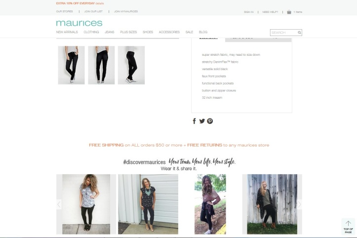 maurices website 8.28.17.2